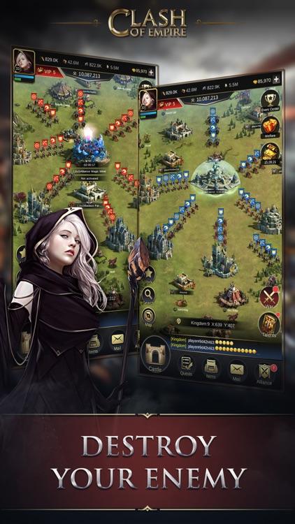 Clash of Empire: Global War screenshot-7