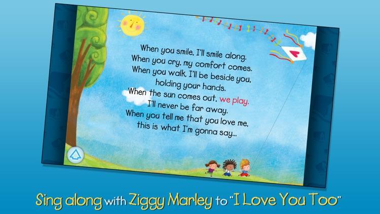 I Love You Too - Ziggy Marley screenshot-3