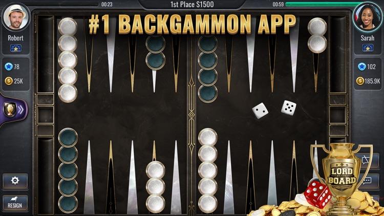 Backgammon - Lord of the Board screenshot-7