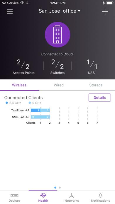 NETGEAR Insight screenshot two