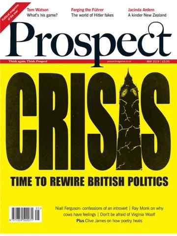 Prospect Magazine - náhled