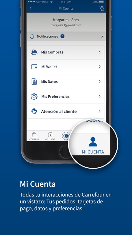 Mi Carrefour screenshot-6
