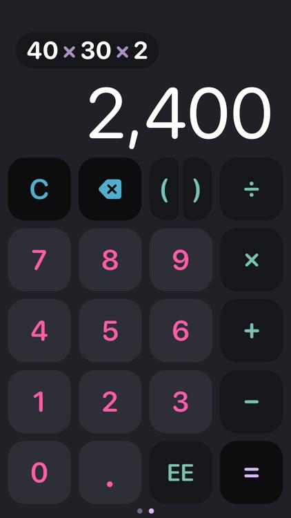 Haseba Calculator screenshot-0