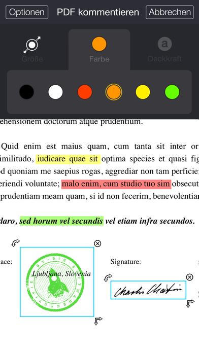 My Scans, beste Scanner-AppScreenshot von 3
