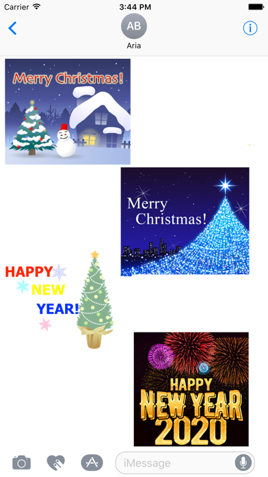Animated Merry Christmas Pack screenshot 1
