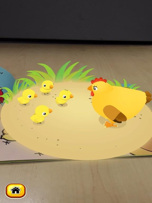 Look Out Little Chicks AR screenshot 8