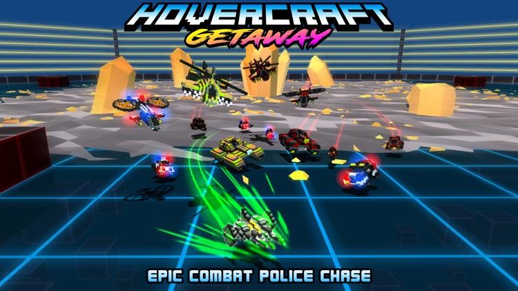 Hovercraft: Getaway screenshot-0