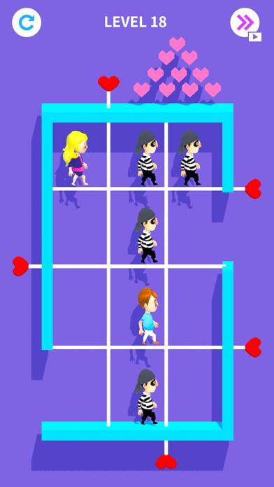 Date The Girl 3Dلقطة شاشة1