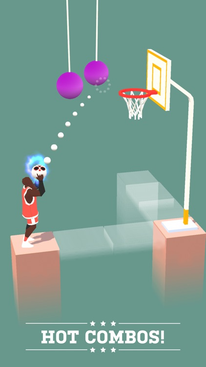 Perfect Dunk 3D screenshot-2