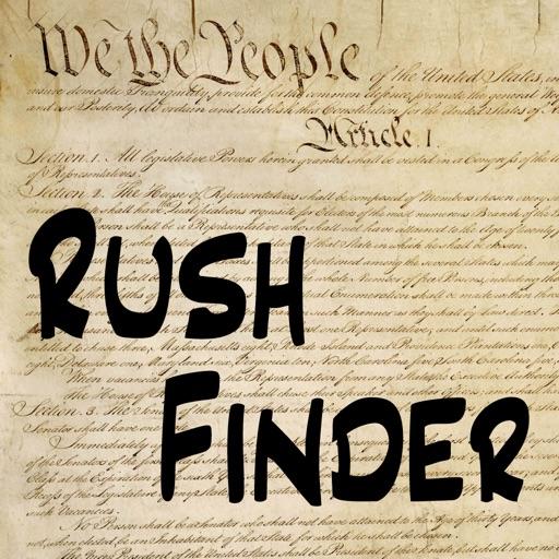 Rush Finder