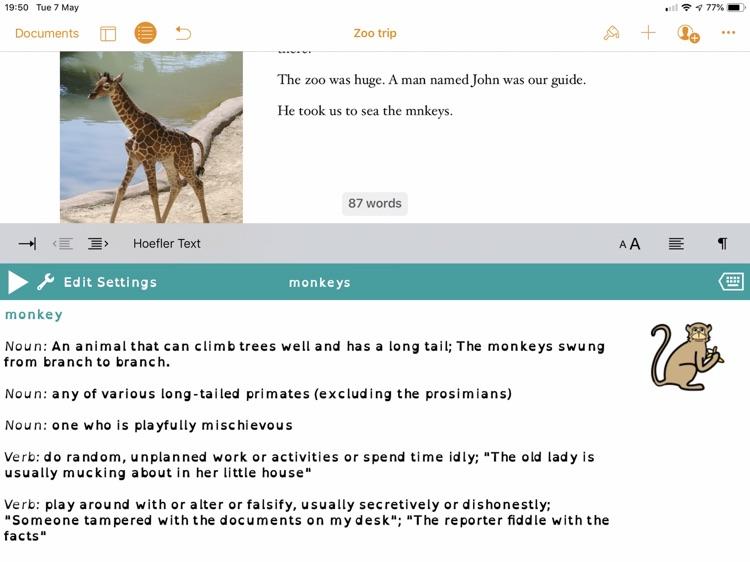 Read&Write for iPad screenshot-4