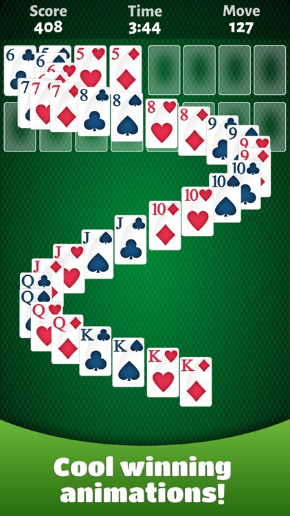 FreeCell Solitaire - Classic screenshot-3