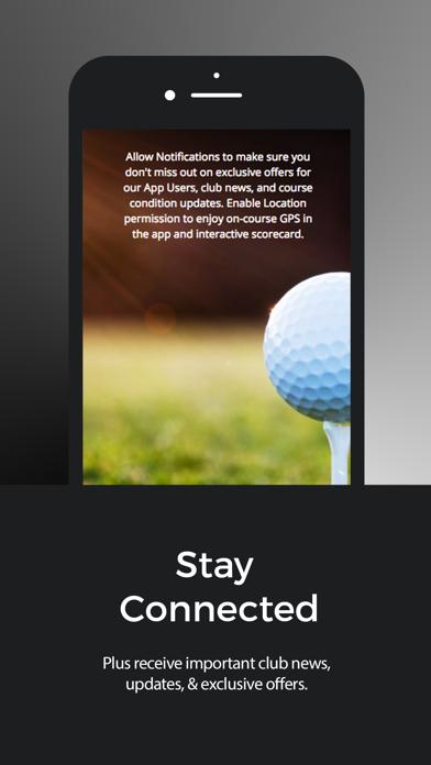 Troy Golf screenshot 3