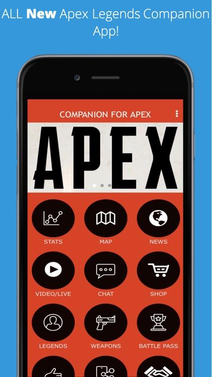 Companion for APEX LEGENDS!