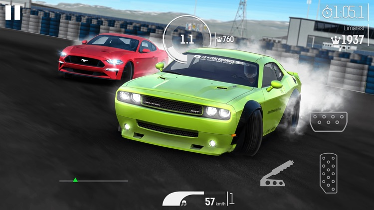 Nitro Nation Drag & Drift screenshot-1
