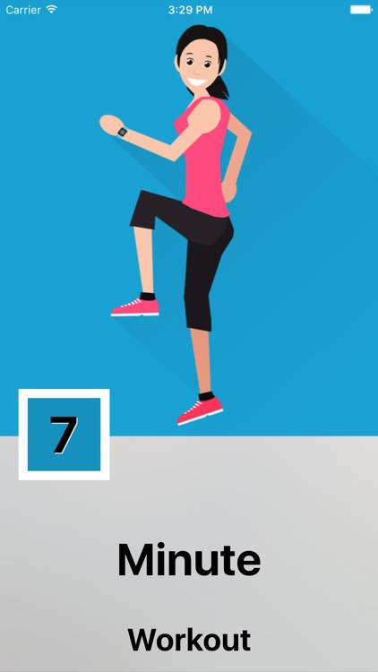 7 Minute Daily Workout