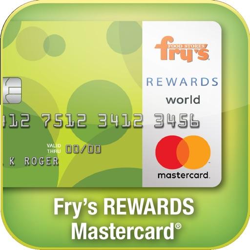 Fry's REWARDS Credit Card App