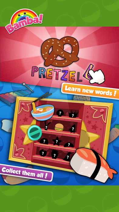 Bamba Surprise: Spelling Appのおすすめ画像5
