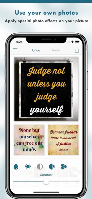 quotes creator quote maker on the app store rh apps apple com