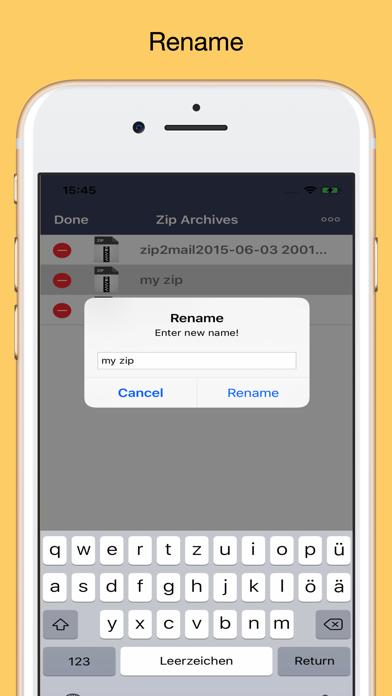 Zip Viewer Pro - Unzip + View screenshot three