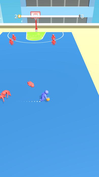 Basket Dunk 3D screenshot 2