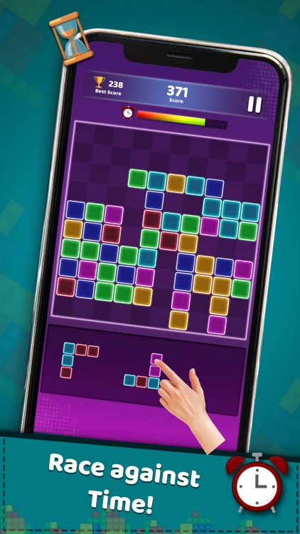 Brick Blocks -The board puzzle screenshot-3
