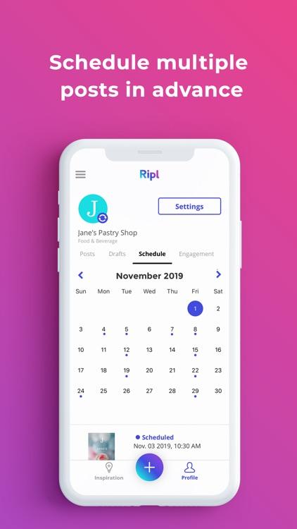 Ripl: Create Social Videos screenshot-5