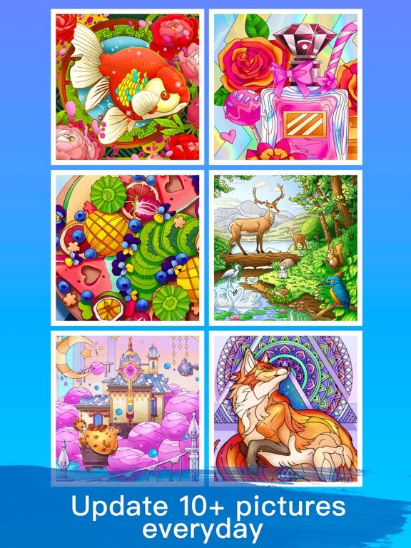Скачать игру Paint Color: Color by Number