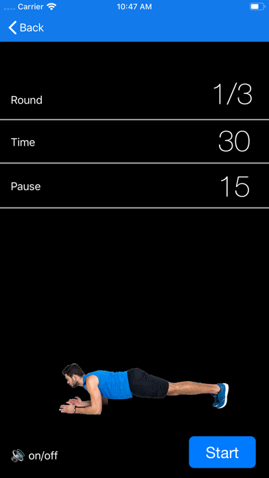 Plank challenge 4 minutesのおすすめ画像10
