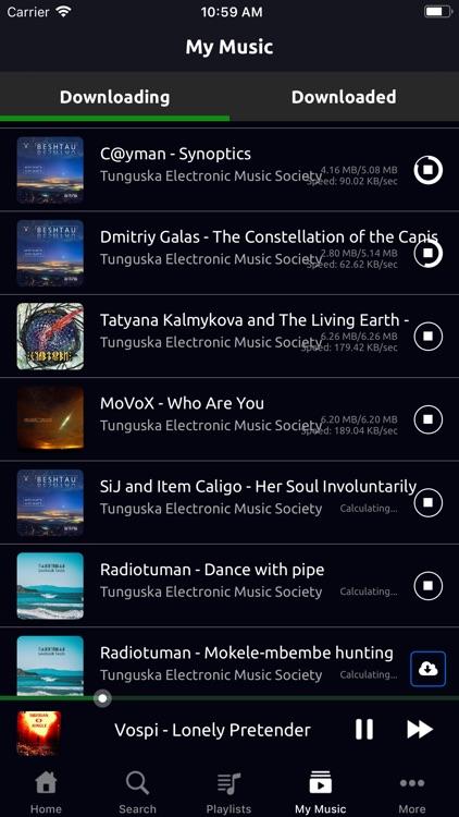 Music Downloader & Player screenshot-6