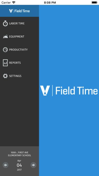 Viewpoint Field Time™ screenshot two
