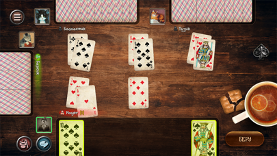 Durak GameCaptura de pantalla de4