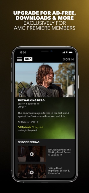 AMC on the App Store