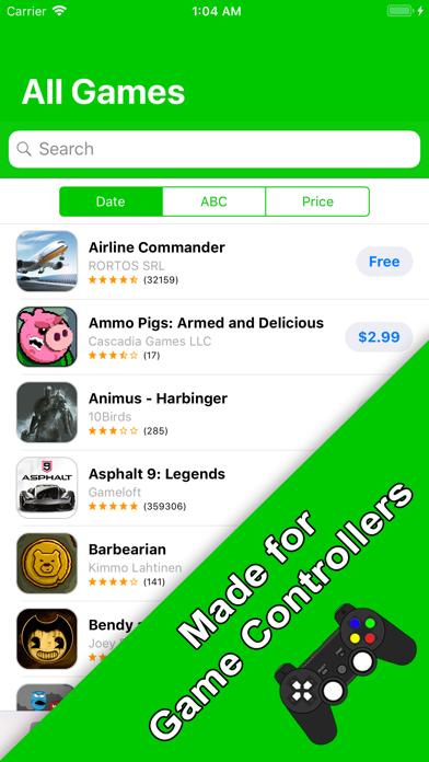 Screenshot for Game Controller Apps in Jordan App Store