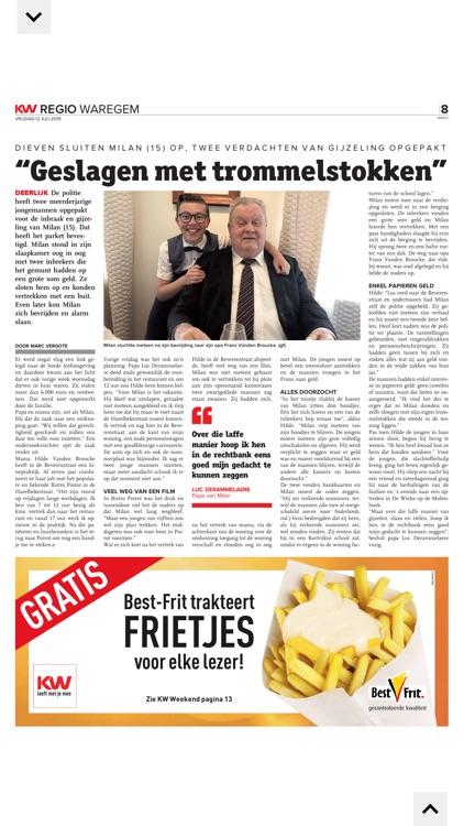 Krant van West-Vlaanderen screenshot-6