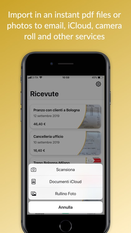 Receipt Tracker Smart Receipts screenshot-5