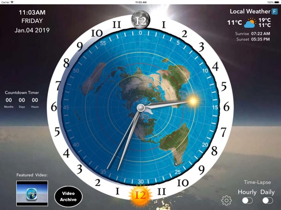 Flat Earth Sun, Moon & Zodiac screenshot 11