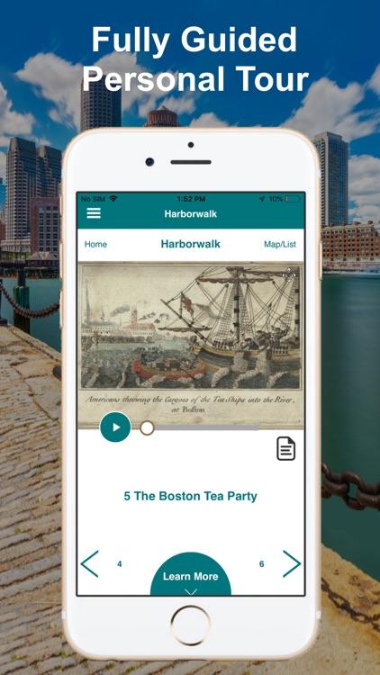 Boston Tea Party Tour Guide