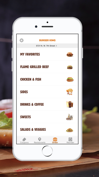download BURGER KING® App apps 1