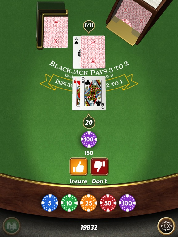 Blackjack    screenshot 9