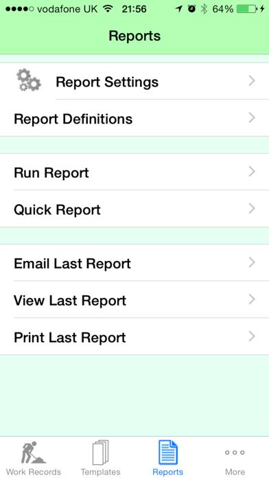 Pay Diary Pro - Cloud screenshot four