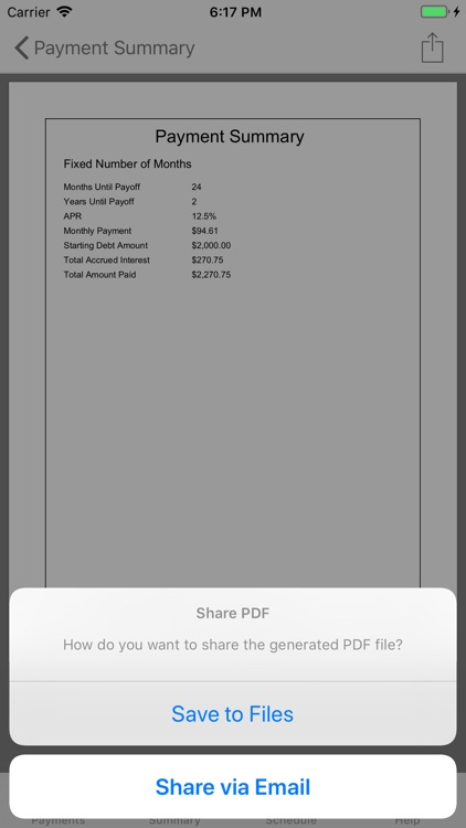 iCredit Calculator screenshot-7