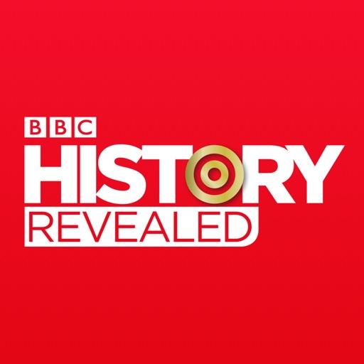 BBC History Revealed Magazine icon