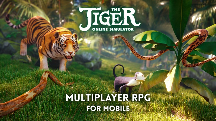 The Tiger Online RPG Simulator screenshot-0