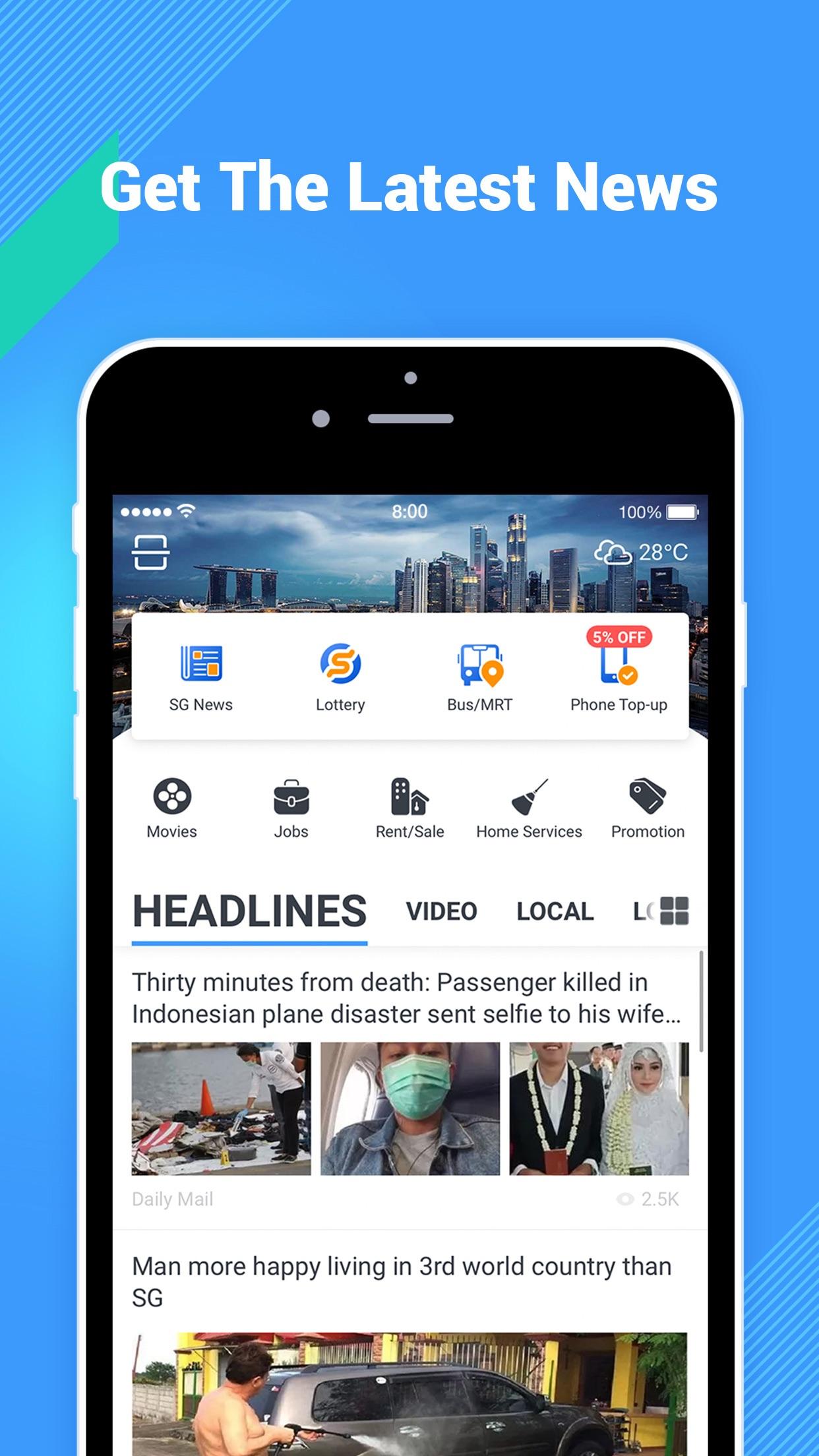 Nestia - Make Life Simple Screenshot