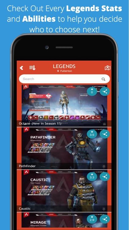 Companion for APEX LEGENDS! screenshot-6