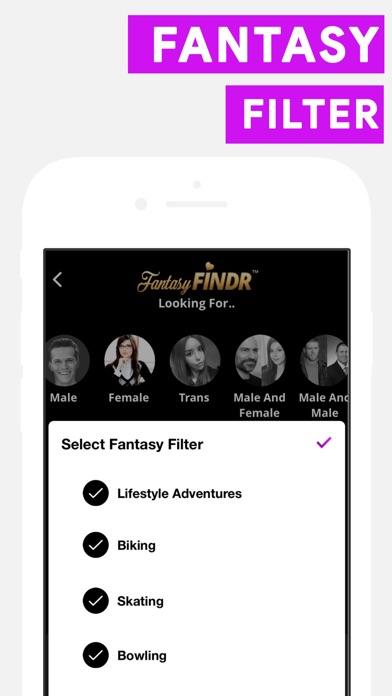 Fantasy FINDR Local Dating App app image