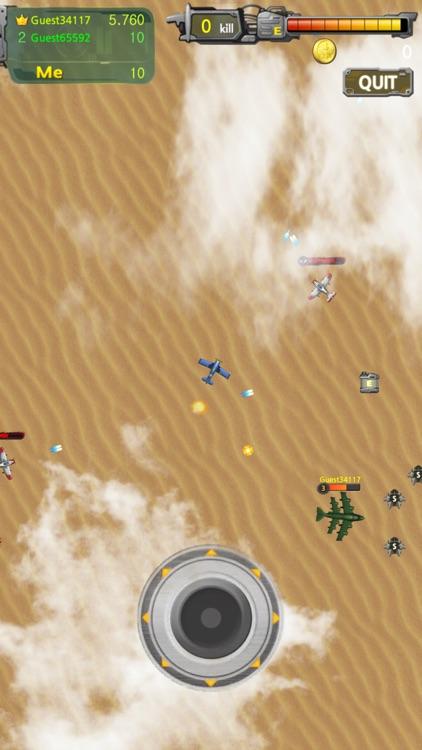 Sky Fighter 2 Revolution screenshot-5