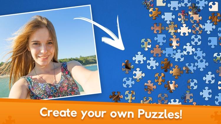Jigsaw World screenshot-4