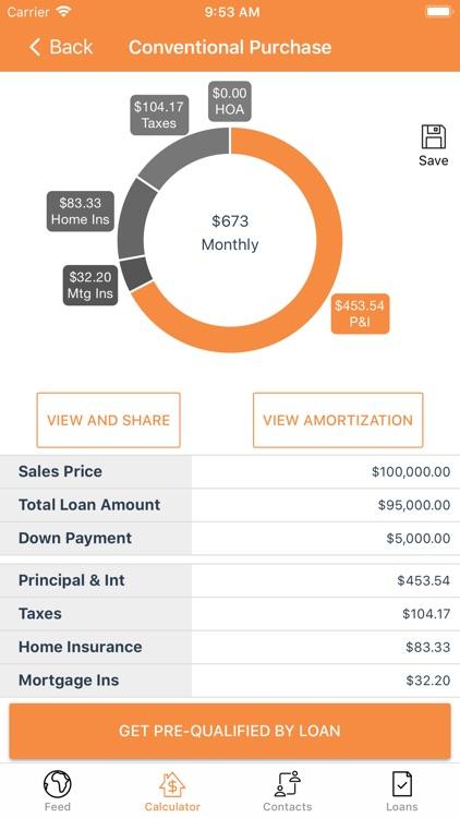 Embrace Mortgage Calculator screenshot-4
